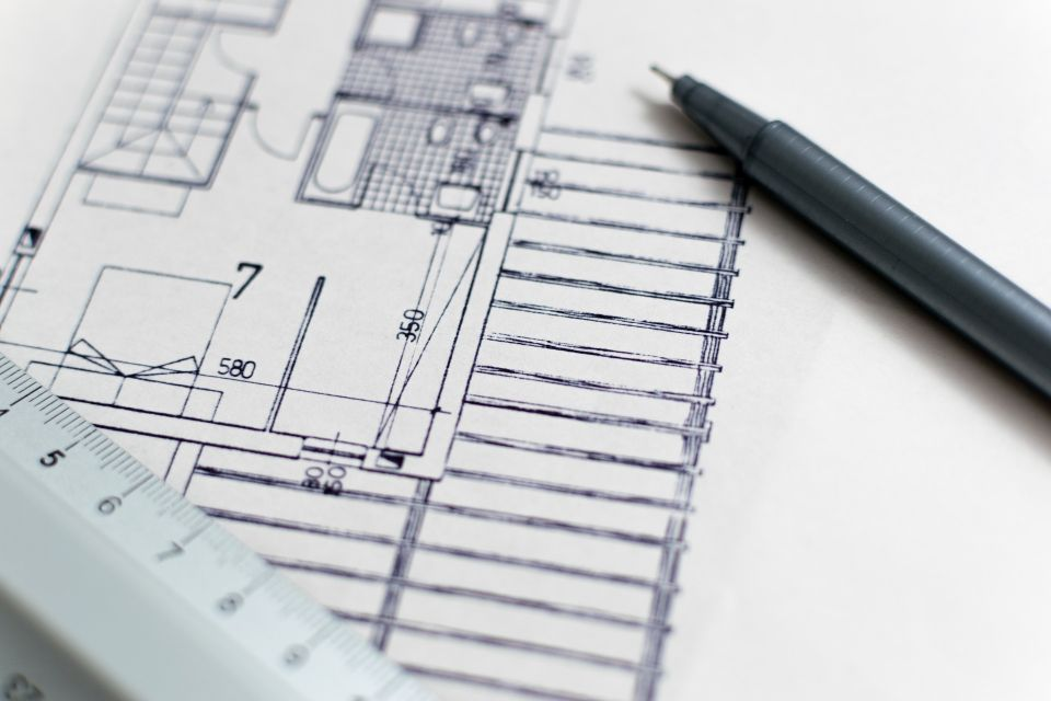 building a property